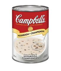 campbell u0027s condensed cream of mushroom soup walmart canada