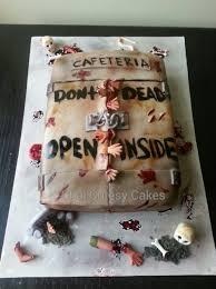 walking dead cake ideas the walking dead birthday cake cakecentral