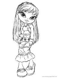 bratz babyz coloring pages to print 2 bratz u0027 blog