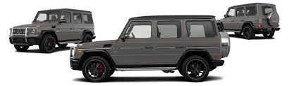 mercedes g wagon matte black 2017 mercedes benz g class awd amg g 65 4matic 4dr suv research