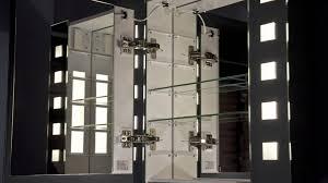 Bathroom Mirrored Cabinets by Mirror Design Ideas Extraordinary Illuminated Bathroom Mirror