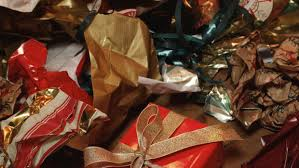 recyclable wrapping paper you can t recycle your wrapping paper but here s what you can do