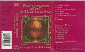 cassette vino heroes silencio el espiritu vino cass comprar casetes