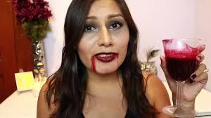 vampire juice healthy diy for halloween youtube