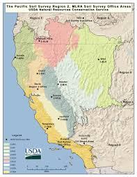soils nrcs california