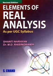 elements of real anyalsis 17th revised edition buy elements of