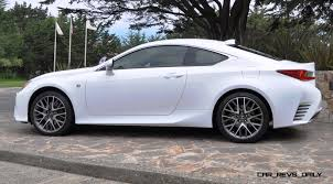 lexus rc 350 awd review 2015 lexus rc350 f sport exclusive 8 speed auto awd 4ws and