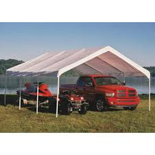 Canopy Storage Shelter by Shelterlogic Canopies Canopies Pop Up Canopies Tarps