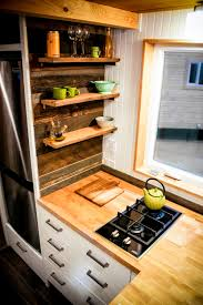 Tiny House Kitchen Appliances by The Kootenay Tiny House By Green Tree Tiny Homes Little Home