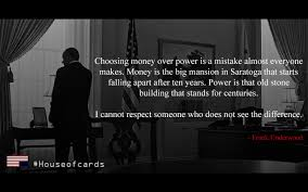 house of cards quotes via on we heart it