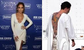 other jennifer weighs in on ben affleck u0027s back tattoo celeberr