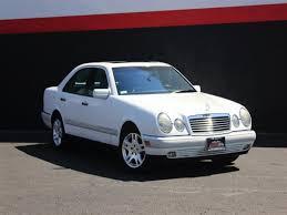 1997 mercedes e class e420 mercedes e class 4 used white 1997 mercedes e class