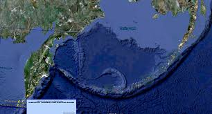 Map Of Aleutian Islands Volcano Map With All Volcanoes Incl Weekly Activity Updates