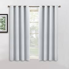 White Darkening Curtains White Blackout Curtains Co Uk
