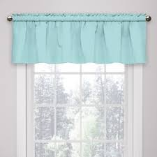 Curtain Valance Rod Buy Rod Pocket Window Valances From Bed Bath U0026 Beyond