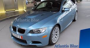 bmw paints m3 individual in the wrong color but doesn u0027t make