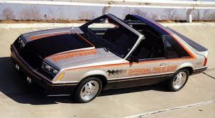 1979 ford mustang pace car wanted 1979 indy pace car mustangs