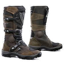 short motorbike boots adventure u2013 forma boots