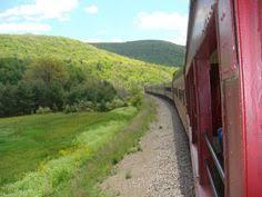 the haunted train ride through pennsylvania that will terrify you