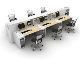 Modern Office Desks Furniture Lovely Modern Office Workstations 4 Office Desk Office