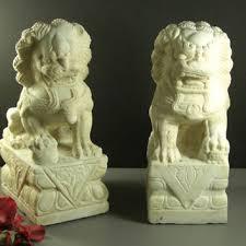 marble foo dogs best foo dog statues products on wanelo