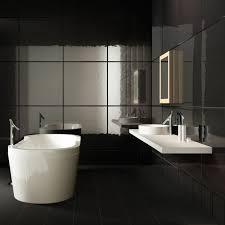 black bathroom tile ideas bathroom tiles in an eye catcher 100 ideas for designs and