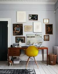 yellow eames office chair u2013 the fashion medley