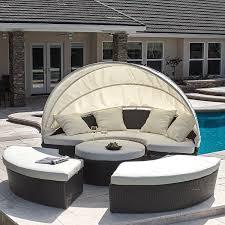 4 piece patio furniture sets semi circle patio furniture home outdoor decoration