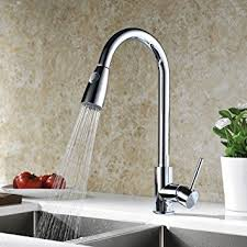 Refin Kitchen Tap Solid Brass Pull Down Spray Kitchen Sink Taps - Kitchen sink quality