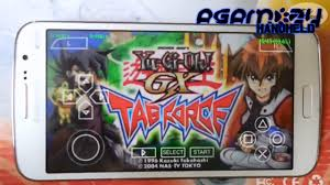 yugioh android ppsspp yu gi oh gx tag android