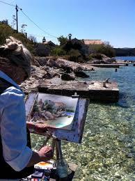 croatia weekend city breaks slikamilina painting tours getaways