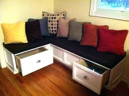 Corner Bench Seating With Storage Breakfast Nook With Storage Bench Kitchen Table With Corner Bench