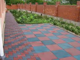 Tiles For Patio Outside 4 Stylish Outdoor Flooring Materials Present Contemporary Outdoor
