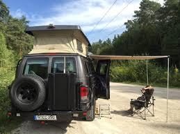 Arb Rear Awning Report 4x4 Smb To Germany Purchase Conversion Transport