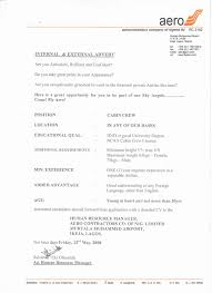 Sample Resume Objectives Of Service Crew by Sample Cover Letter For Cabin Crew