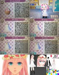 animal crossing new leaf qr code hairstyle animal crossing new leaf just be friends cosplay by etherealx p on