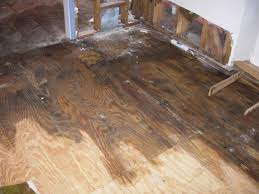 Warped Laminate Floor Water Damage How To Tell If A House Has Suffered Water Damage