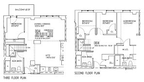 4 bedroom duplex house plans 1 floor plan home pattern