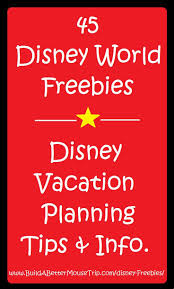 printable disney planning guide disney world tips tricks receive a list of 45 great free things