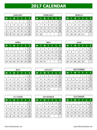 weekly calendar 2014 for excel 4 free printable temp saneme