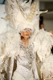 unicorn woman rules the paris fashion scene unicorns costumes