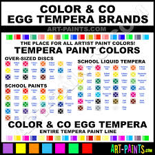 color and co egg tempera paint brands color and co paint brands