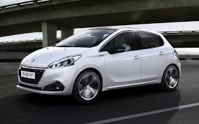 peugeot cars 2015 peugeot 208 gt line 5 door 2015 wallpapers and hd images car pixel