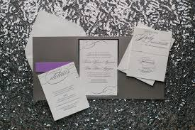 Purple And Silver Wedding Invitations Luxury Wedding Invitations 1341 Jpg