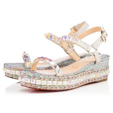 christian louboutin shoes for women wedges outlet high quality