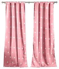 Polka Dot Curtains Pink Polka Dot Curtains 72 Drop Recyclenebraska Org