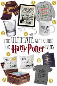 the ultimate gift guide for harry potter fans u2022 the blonde abroad