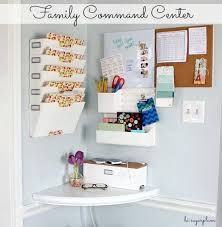 kitchen message center ideas awesome wall organizers for home office best 25 wall organizer
