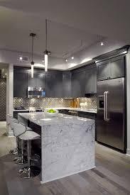 Modern Kitchen Decor Pictures Waterfall Kitchen Countertops 2017 Kitchen Decor Trend