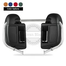 color matched rushmore lower vented fairings speaker for 14 16